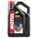 Масло моторное Motul Snowpower Synth 2T (4 L)